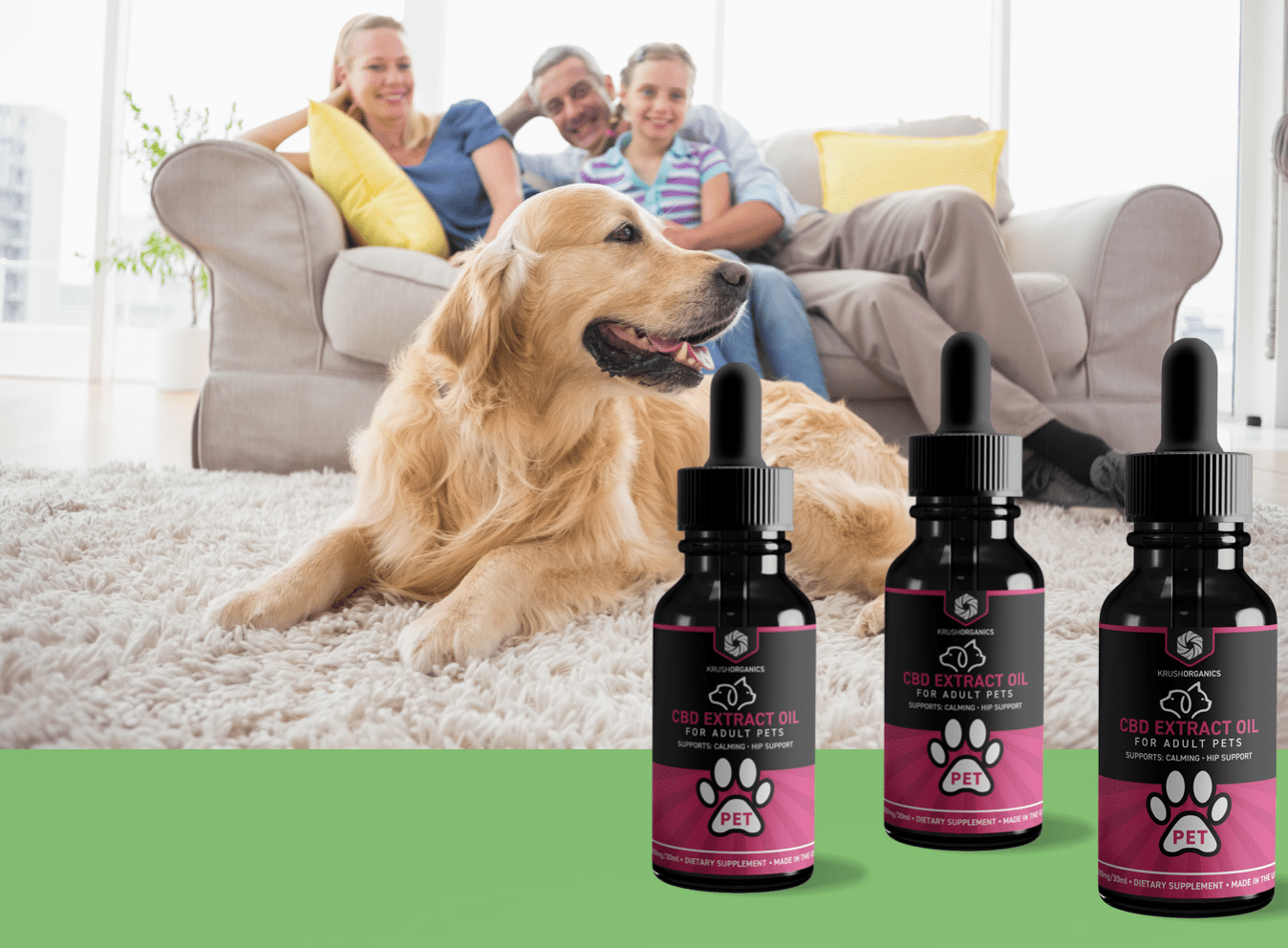 Pet Care - CBD Oil Extracts
